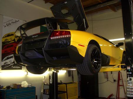 Driven Exotics - The Lamborghini Specialists